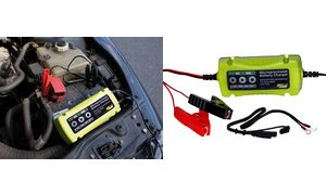 ProUser auto-acculader DFC530N, 12/06 Volt