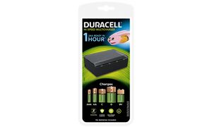 Duracell Multi batterijlader CEF22 voor AA / AAA / 9V / C / D