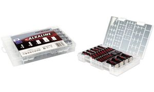 ANSMANN Alkaline'RED 'accubak,  55er Box