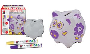 Marabu Spardosen set'MONEY PIGGYkids '