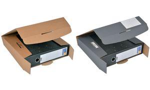 ColomPac Ordner-Versandkarton, bfr breite Ordner DIN A4, aus We