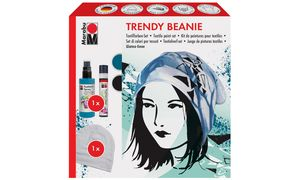 Marabu Creative Fashion         Spray-Set'Trendy Beanie '