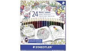STAEDTLER Noris potlood Kleur,  Johanna Basford Edition