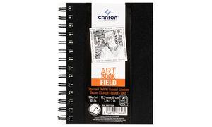 CANSON schetsen en tekenen pad  FIELD, 125 x 180 mm
