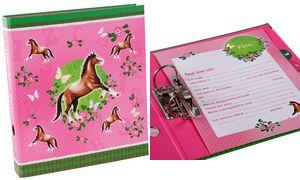 goldbuch Schulzeit-Sammelordner Format: 285 x 320 mm, Einband au