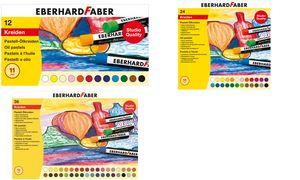 "EBERHARD FABER ™lpastellkreide, Durchmesser: 11 mm, L""nge: 70 mm"