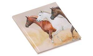 """PAGNA Poesie-Album """"Wildpferde"""",Einband: Motivdruck laminiert, b"""