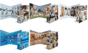 """HERMA Motivordner """"Animals"""", DINRckenbreite: 70 mm, aus stabile"""