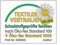 Öko-Tex Standard 100 schapenvachten