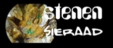logo stenen sieraad