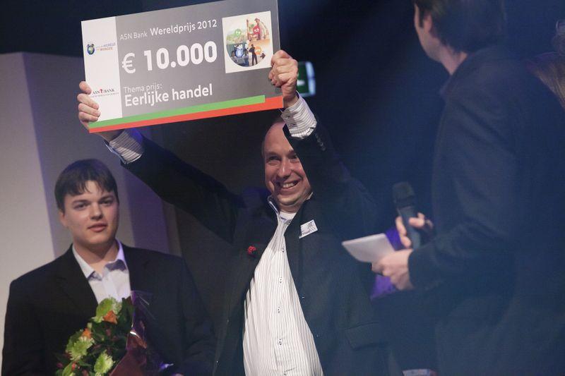 FairFriends winnaar ASN bank wereldprijs