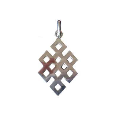 Bedel/Hanger Srivatsa zilver