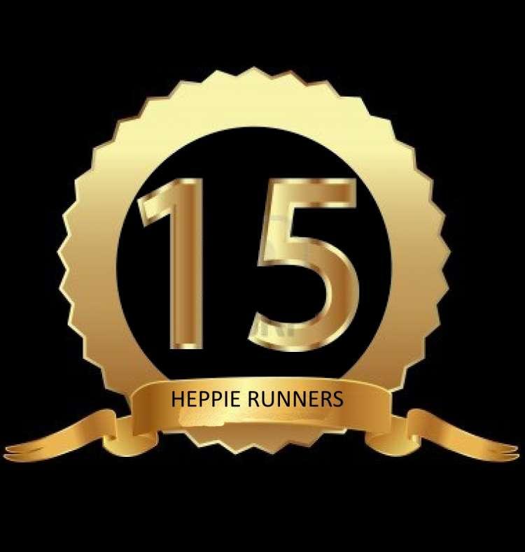 15 Heppie Runners