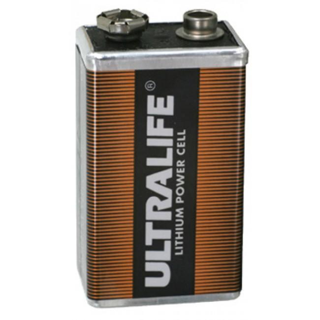 Defibtech 9V Batterij