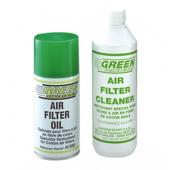 Green Racing Luchtfilter cleaningset