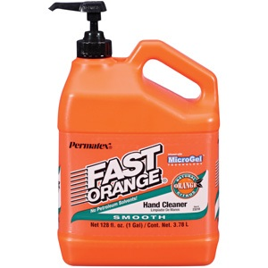 FAST ORANGE HANDZEEP 3,8 LTR FO-4000