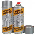 Wit spuitvet 400 ml