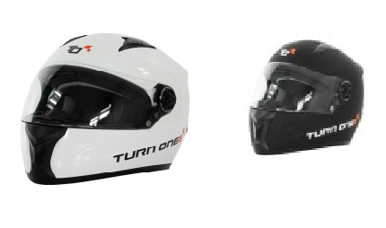 Turn One Karting helm