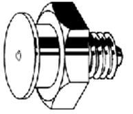 D3404A EVZ SMNIP GAS 3/8