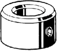D705A/916 EVZ STELRING 40X63X18MM