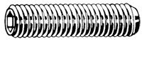 D916 RVS A4 STELS BZK KRT M16X20