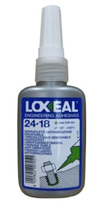Loxeal 24-18 Threadlocking Low Strength 50 ml