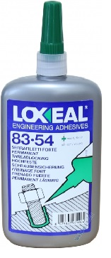 Loxeal 83-54 Threadlocking High Strength 50 ml
