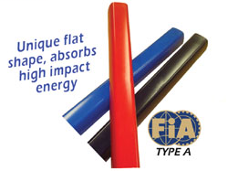 Roll bar padding FIA - (29 - 38mm) L=90cm