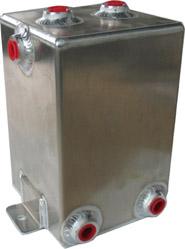 Aluminium Catch Tanks