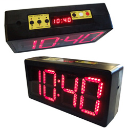 Service Clock - Timer - Chrono Clock