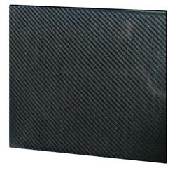 Carbonnnen plaat 110x110cm