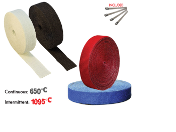 Heatwrap Colour 50 mm breed