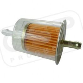 Fuel Filter Clear 8 mm connection