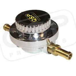 Brandstofdrukregelaar voor lage druk 1-5 PSI CARB