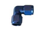 adapter 90° female / female draaibaar D03