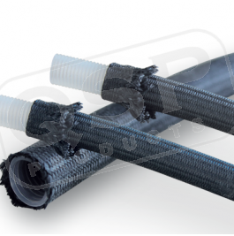 Ultra light PTFE Kevlar braided Hose D4