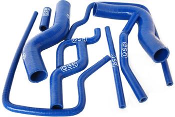 Subaru GD 01 > Coolant hose 9 pc