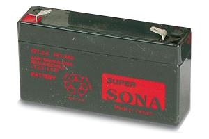Batterij voor Qclock Chrono Clock
