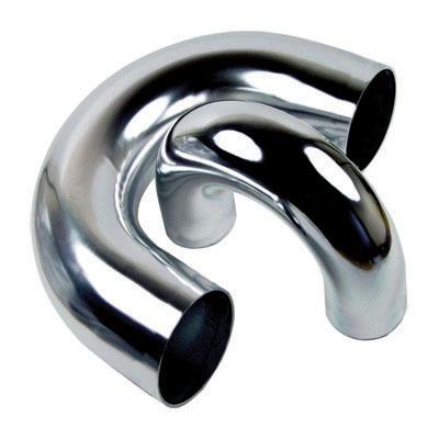 Aluminium bocht 180 Gr