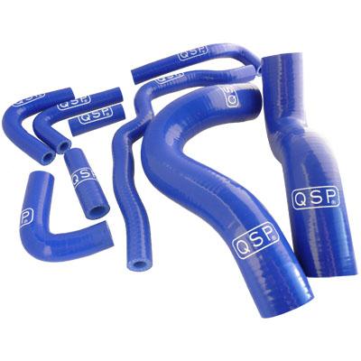 Subaru GC8 1 en 2 tot 96 Heater hose 8 pc