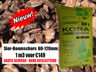 Boomschors Sylvestre 60-120mm