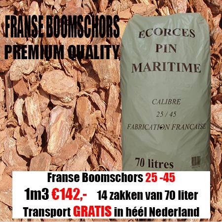 Franse Boomschors Maritima 25-45