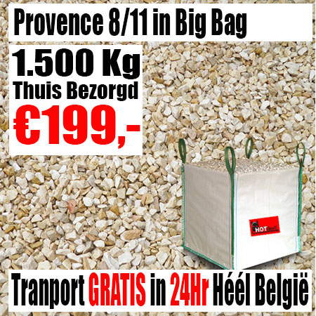 Provence 8-11mm Big Bag 1.500Kg