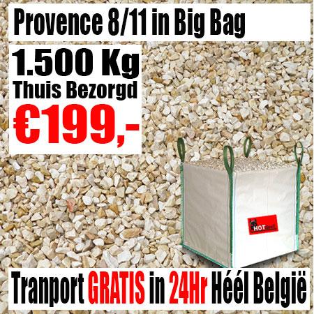 Provence 8-11mm Big Bag 1.500Kg