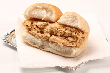 Broodje Makreelpaté American