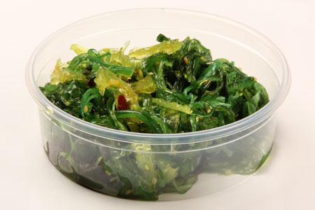 Japanse Zeewier Salade