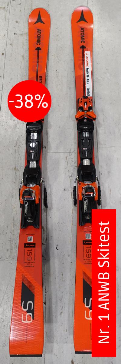 Atomic Redster S9 met X12 TL