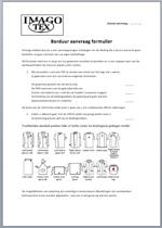aanvraag-borduren of bedrukken bedrijfskleding
