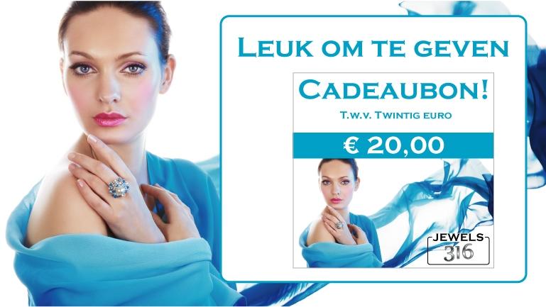 Cadeaubon Jewels316