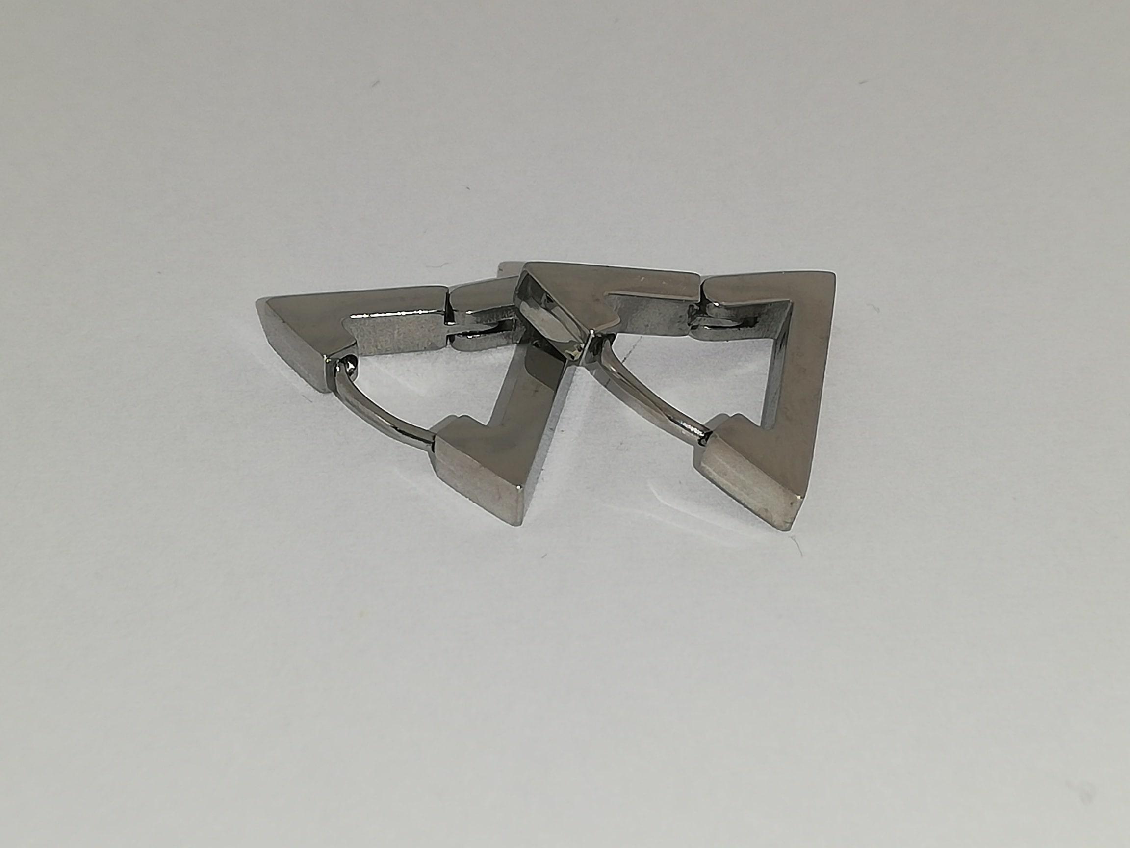 Oorbellen driehoekjes